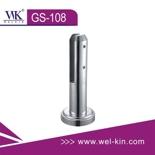 Stainless Steel Spigot Glass Hardware & Glass Fittings (GS-108)
