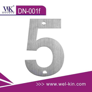 Different Size Stainless Steel Door Number (DN-001f)
