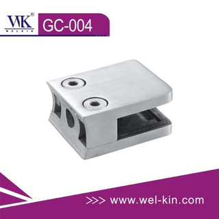 Stainless Steel 304 and 316 Glass Clamp (GC-004)