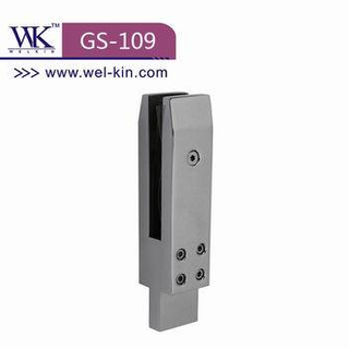 Stainless Steel 316 Polish Square Glass Spigot (GS-109)