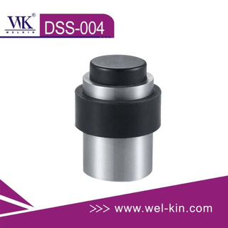 Stainless Steel Rubber Door Stops (DSS-004)
