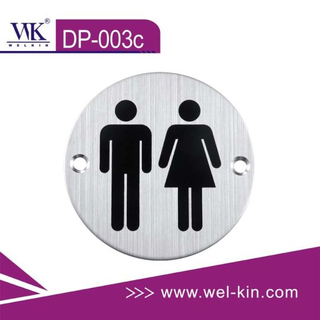 Stamping Door Sign Plate (DP-003c)