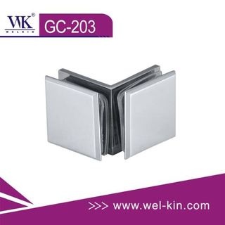 Stainless Steel Glass Clamp (GC-203)