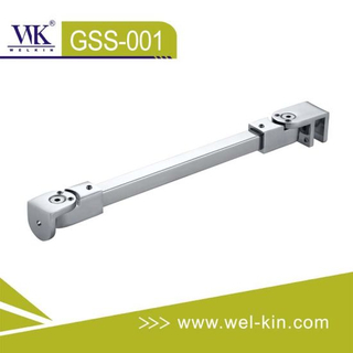 Stainless Steel Shower Enclosure Support (GSS-001)