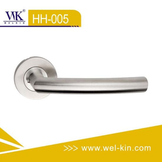 Ss304 Tube Lever Handle (HH-005)