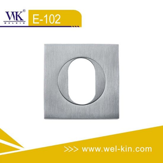 Ss304 Casting Quality Door Escutcheon for Door Handle (E-102)