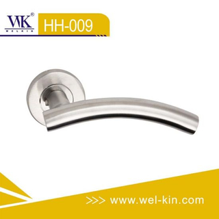 Stainless Steel Door Lever Handle (HH-009)