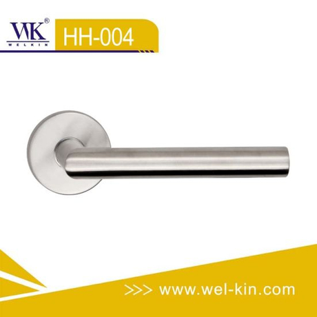 Stainless Steel Hollow Lever Handle (HH-004)