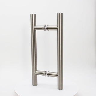 Stainless Steel Glass & Wood Door Pull Handle (GPH-002)